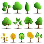 Ícones de árvore