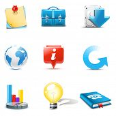 pic of internet icon  - Web and internet icons 3  - JPG