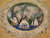 Gedenktafel für Seeleute