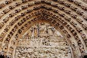 France, Paris: Notre Dame Cathedral