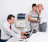 bullying in the workplace an office