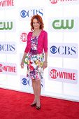 LOS ANGELES - JUL 29:  Swoosie Kurtz arrives at the CBS, CW, and Showtime 2012 Summer TCA party at B