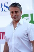 LOS ANGELES - JUL 29:  Matt LeBlanc arrives at the CBS, CW, and Showtime 2012 Summer TCA party at Be