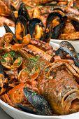 Italian Seafood Soup