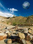 Sandy Rocks