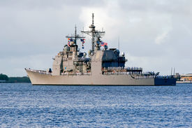 picture of ticonderoga  - United States Navy surface guided - JPG