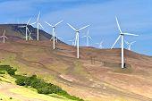 Wind Power Eastern Washington.