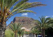 La Gomera-Valle Gran Rey Stadt