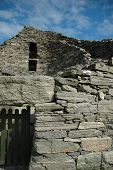 Ancient Broch, Scotland.