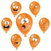 Emotion balloon