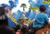 Dominican Republic Carnival