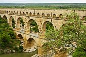 Antigua Pont du Gard de Francia