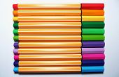 Eleven Colours Pens