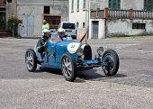 Bugatti T 37 At Mille Miglia 2013