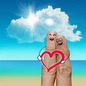 Finger Family Travels At The Beach And Family Word
