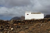 Fishermans Hut In Cape Verde