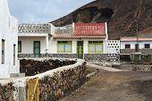 Fishermans Hut In Cape Verde