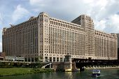 Chicago – View From Riverboat