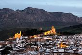 Andalusian Town Antequera, Spain