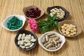 Pílulas de ervas