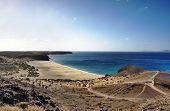Playa de Mujeres beach