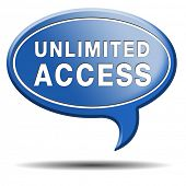 unlimited access all areas no restrictions VIP membership
