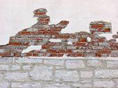 Historic Bricks poster