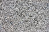 Texture Of Gravel Road