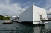 USS Arizona Memorial Pearl Harbor Hawaii