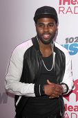 LOS ANGELES - DEC 6:  Jason Derulo at the KIIS FM Jingle Ball 2013 at Staples Center on December 6, 2013 in Los Angeles, CA