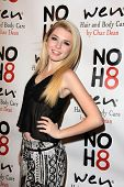 LOS ANGELES - DEC 15:  Saige Ryan Campbell at the NOH8 Campaign 5th Anniversary Celebration at Avalo