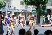 Pride-Parade in tel Aviv 2013