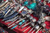 Prayer Wheels And Nepali Knives