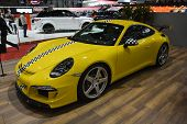 Ruf Porsche At The Geneva Motor Show