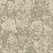 Stone masonry wall background