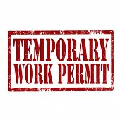 Temporary Work Permit