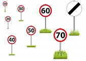 Speed Limit Selection