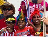 Family Fun- Carnival De Barranquilla