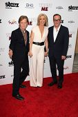 LOS ANGELES - MAY 22:  William H Macy, Felicity Huffman, Clark Gregg at the