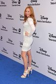 LOS ANGELES - MAY 19:  Molly Quinn at the Disney Media Networks International Upfronts at Walt Disne