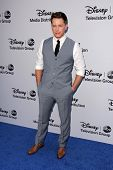 LOS ANGELES - MAY 19:  Josh Dallas at the Disney Media Networks International Upfronts at Walt Disne