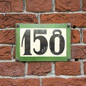 Number 158