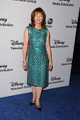 LOS ANGELES - MAY 19:  Frances Fisher at the Disney Media Networks International Upfronts at Walt Di