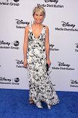 LOS ANGELES - MAY 19:  Chelsea Kane at the Disney Media Networks International Upfronts at Walt Disney Studios on May 19, 2013 in Burbank, CA