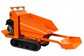 Compact Orange Loader