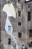 Murals From Catania, Italy