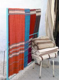 picture of handloom  - Tunisia - JPG