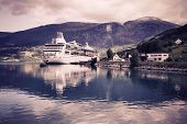 Cruise Ship, Norway