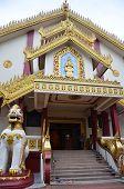 Maha Sasana Ramsi Burmese Buddhist Temple Is A Religious Landmark In Singapore