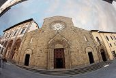 The Cathedral Of Sansepolcro